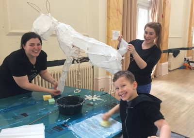 Nov - Lantern Workshops